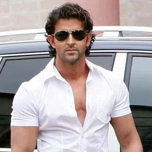 Junior Roshan On A Story Hunt For 'Krrish 2'