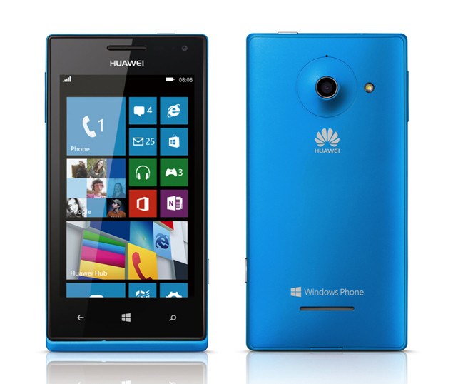 Huawei's Windows Phone smartphone Ascend W1 coming to O2 UK