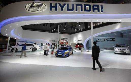 Hyundai Motor Records 10 Per Cent Rise In Quarterly Net