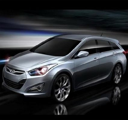 Hyundai i40 to be priced at £17,395