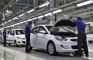 Major automakers suffer fall in domestic sales in March