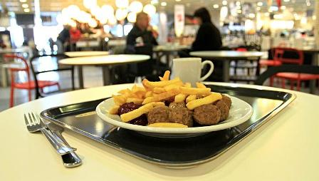 IKEA sells 249,375 meatballs on Friday in Singapore