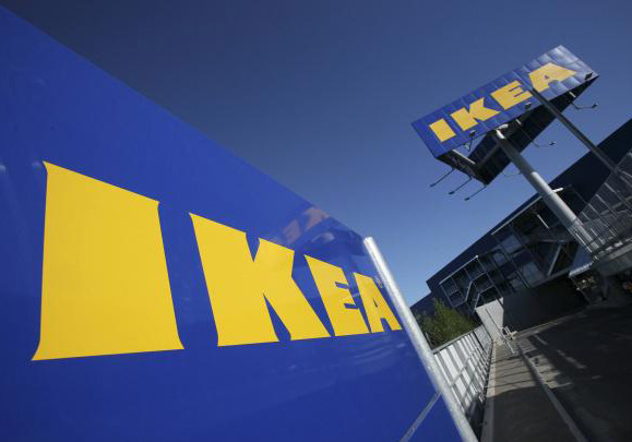 Shoppers spend €2m perweek on IKEA products