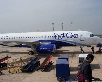 IndiGo reports 5-fold rise in yearly net profit