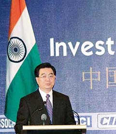 India-China Economic, Trade and Investment Cooperation Summit begins