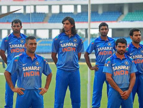 India names World Cup probable list