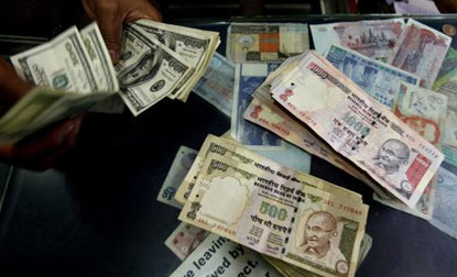 India's forex reserves down $1.65 bn to $281 bn