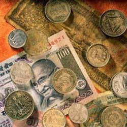 Indian Currency Ends At 2-Month Low At 45.47 Vs Dollar