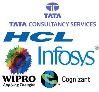 Top Indian IT firms grow 23.8 per cent