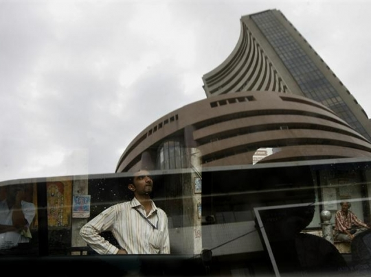 Indian Shares Rising in Asian Markets