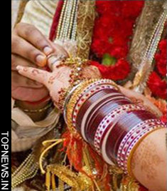Grand Indian weddings lose glitter as economy slows down