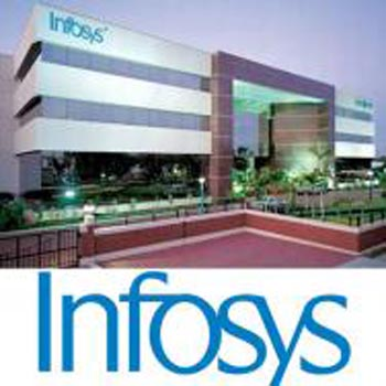 Infosys net up 25 percent in fourth quarter