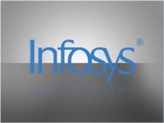 Infosys net up 33 percent in first quarter
