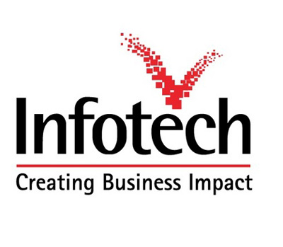Infotech's net up by 15 percent
