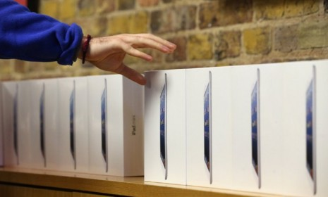 New York Post: 3,600 iPad Mini units, worth $1.5mn, stolen from JFK airport