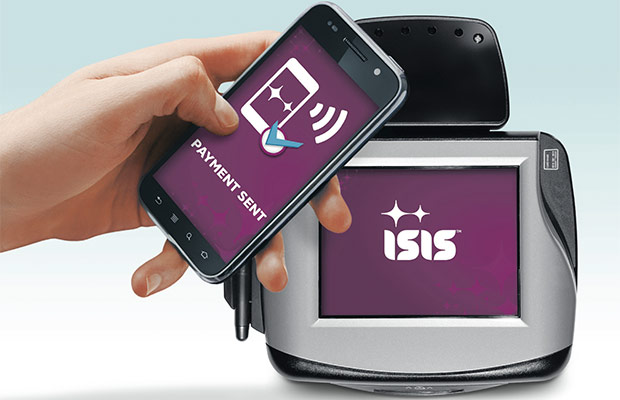Isis mobile-payment system to be launched on October 22