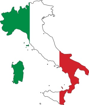 Clear Map Of Italy.Italy S Water Crisis Is A Private Affair Revolting Europe