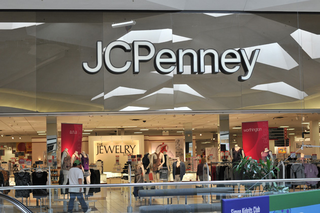 J.C. Penney sales fall 28.4% in fourth quarter