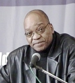 Jacob Zuma awarded 'Africa's Best President' title
