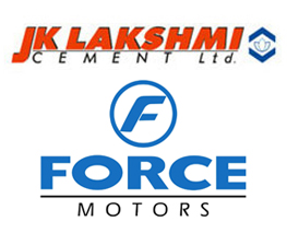 JK Lakshmi Cement, Force Motors Declare Strong Q2 Results