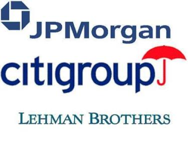 JP Morgan and Citi pushed Lehman off the cliff, report says