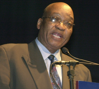 Zuma: End to apartheid was best example of global cooperation