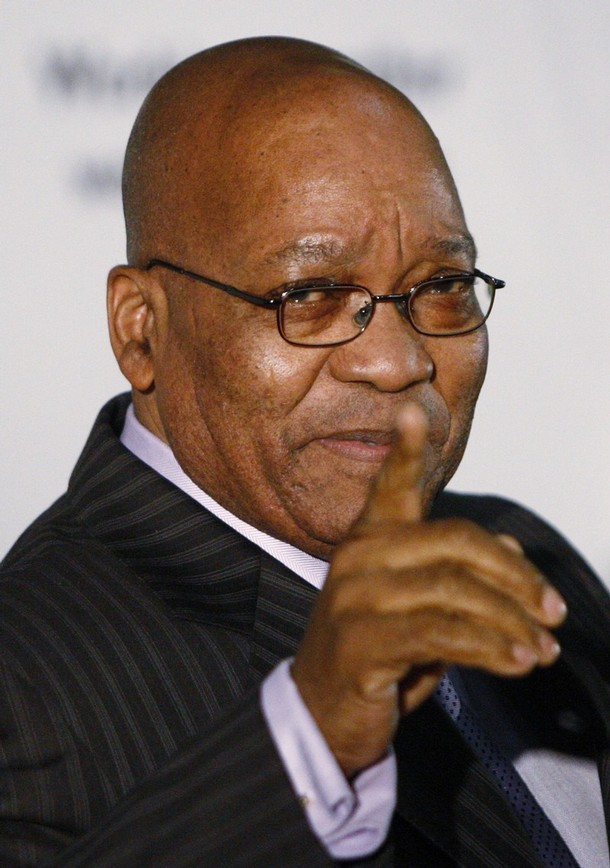 Zuma calls for patience with SA team; wants McCarthy back