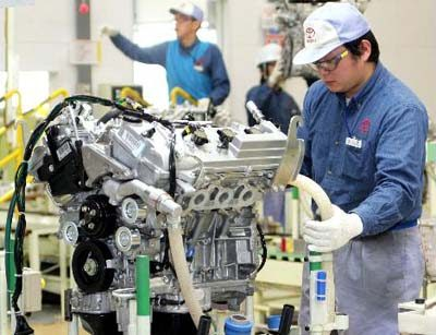 Japan's February machinery orders up unexpected 1.4 per cent