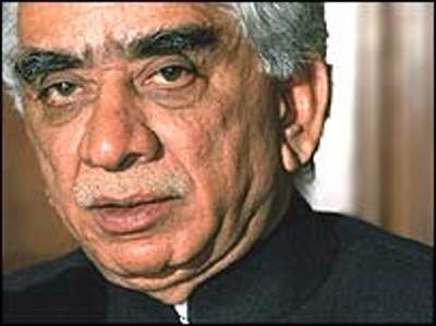 Jaswant Singh says he sent an advanced copy of his book to Advani