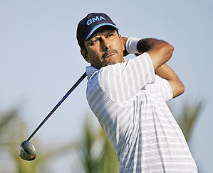 Jeev slides to joint 10th spot at DDC
