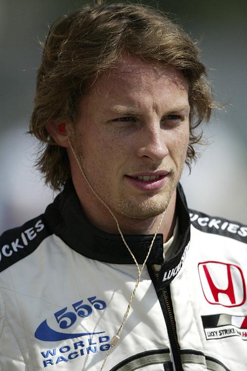 Jenson Button Resimleri