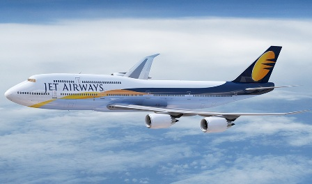 Jet Airways completes 20 years of existence
