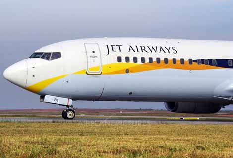 Jet Airways gets 44.8% of increased seat allocations to Abu Dhabi