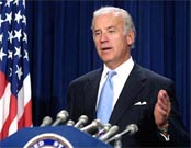 "Biden warns economy in danger of ""absolutely tanking"""