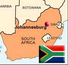 Axe-wielding man goes on rampage in South Africa; kills three