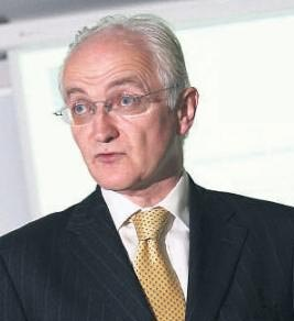Ireland's Environment Minister John Gormley