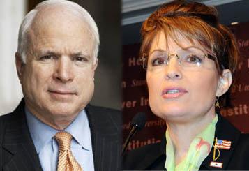 McCain dodges on Palin