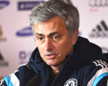 Mourinho admits Chelsea may lose points