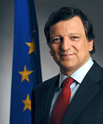 EU's Barroso sends Turkey sympathy over flood victims