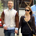 Justin Timberlake 'has eyes only for Jessica Biel'
