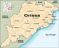 Maoists torch guesthouse during two-day Bandh in Orissa