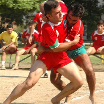 Colourful start for Kabaddi World Cup in Punjab Kabaddi is the most popular