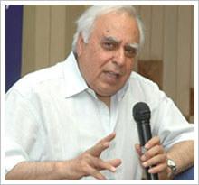 Central Madarsa Board to be set up after consensus: Sibal