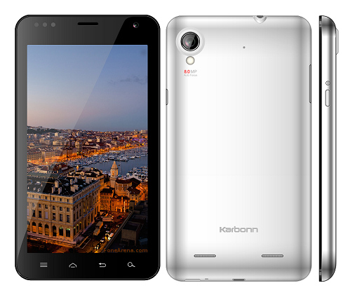 Karbonn launches 5.9-inch A30 smartphone
