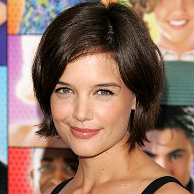 Katie Holmes on Lets See If This Works And There You Go I Feel I Can Contribute To