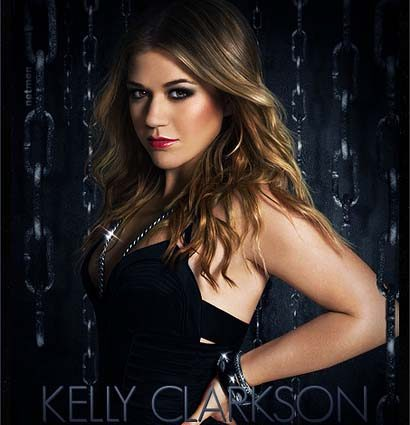Kelly Clarkson loves buying her own albums
