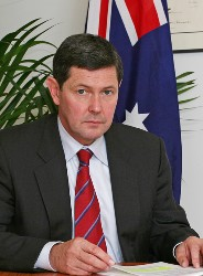 Former Australian Immigration Minister Kevin Andrew