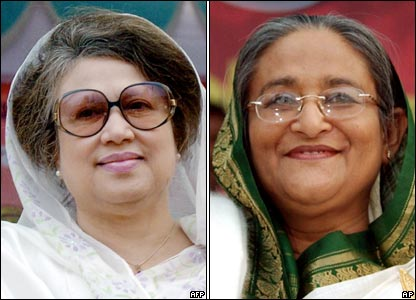 Bangladesh cancels the lease on house of former premier Zia