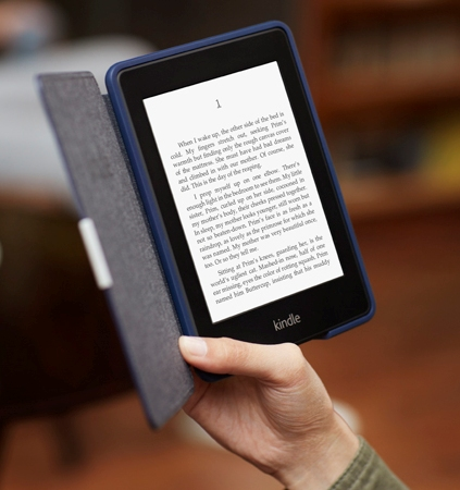 Amazon starts selling digital Kindle Paperwhite e-reader in Japan