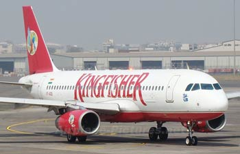 Kingfisher assets attached on tax default